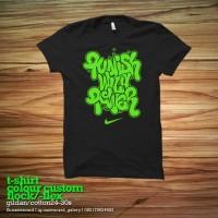 Kaos/T-shirts/Distro/Gildan/Nike/Sablon/custom