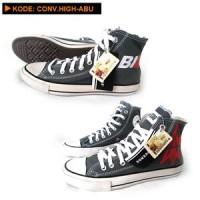 Harga Grosir!! Sepatu Converse Abu-abu
