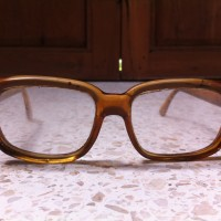Kacamata Vintage Brown