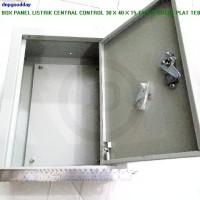 Box Panel Listrik Central Control 30 X 40 X 15 Tafuji Kotak Plat Tebal