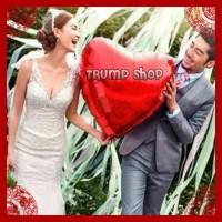 Balon Foil Love Jumbo