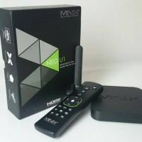 MINIX NEO U1 TV BOX Android (Bonus Airmouse Keyboard Minix Neo A2Lite)
