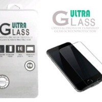 ULTRA GLASS - TEMPERED GLASS ANTI GORES CLEAR BENING IPHONE 5/6/6plus