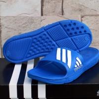 Sandal Adidas Climacool Biru (Duramo,Sport,Slop,Pria,Indoor) 2015-2016