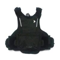 Kalibre Hyper Driver 01 Pelindung Dada Body Protector Motor + Ransel