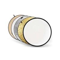 Godox Reflector Bulat Diameter 110cm - 5 in 1