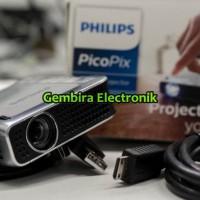 Philips Mini Projector - Picopix PPX4010