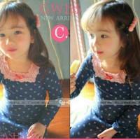 Setelan Baju fashion Anak Import GW155-C