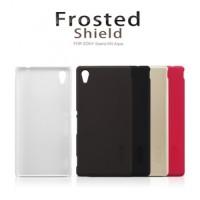 Casing Sony Xperia M4 Aqua Nillkin Frosted Shield | 5 Colour Hard Case