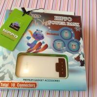 POWERBANK HIPPO Snow White 5800 Mah