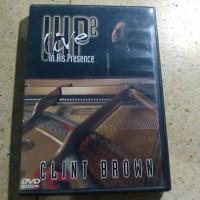 DVD Original Clint Brown (In His Presence)
