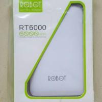 Power Bank ROBOT VIVAN RT6000 Capacity 6000 mah Garansi 1 tahun