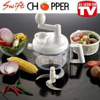 Swift Chopper/ Multipurpose Food Processor/ Penggiling Sayur Buah dl