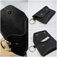 Dompet STNK kulit sapi asli | gantungan kunci STNK