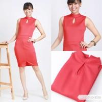Paqerisde Plain Bodycon Mini Dress