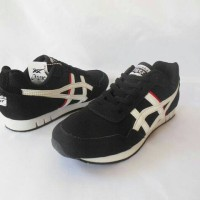 Sepatu Running Asics Black / Olahraga / Fitnes / Fashion