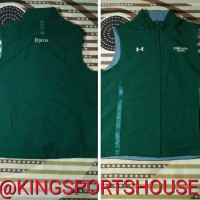 Under Armour Vest Original Green Rugby Team