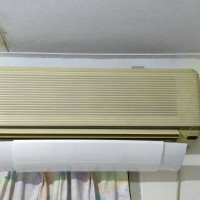 Penahan /Penghalang / Hembusan Angin AC /Talang AC / Akrilik AC