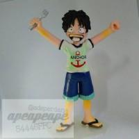 Monkey D. Luffy POP Mild Child One Piece Action Figure
