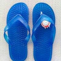 Sandal Jepit Refleksi Akupuntur Acupunture Massage Pijat Totol Kecil