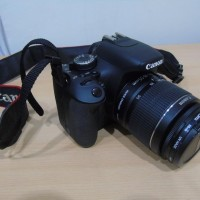 CAMERA SECOND DSLR CANON 600D MURAHHH!