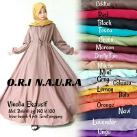 vinella dress gamis baloteli busui umbrella mayung adem15