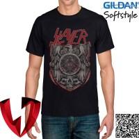 Kaos Band Metal - Slayer 03 - Original Gildan
