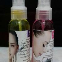 Satu paket beauty water dan strong acid 200 ml - air kangen
