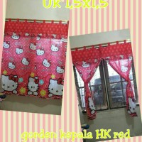 Gorden Hello Kitty Hk red