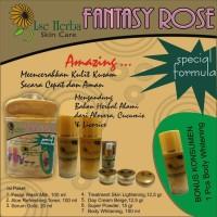 LSE Herba Skincare Luxury Rose