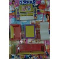 paket mainan perabotan rumah tangga / mainan anak cewek