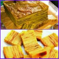 kue maksuba khas Palembang