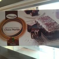 Brownies Kukus Amanda - Rasa Choco Marble