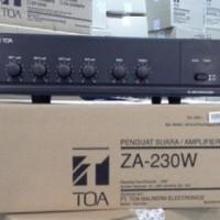 amplifier TOA ZA 230W