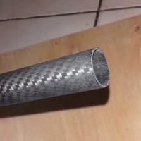 Carbon Tube 3k 20mm x 16mm x 50cm pipa carbon fiber holow dof