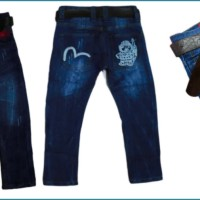 Celana Jeans Anak Ninja