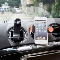 Weifeng Air Vent Universal Car Holder for Smartphone - WF-431