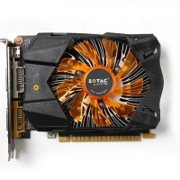 VGA NVIDIA GeForce GTX 750 Ti 2GB ZOTAC