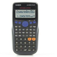 Casio fx-350ES PLUS Scientific Calculator / Kalkulator Ilmiah
