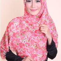 Hijab Kerudung Segiempat Shafeeya Rawis Tasya - Salem