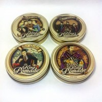 King pomade 4oz  XX-HOLD ""