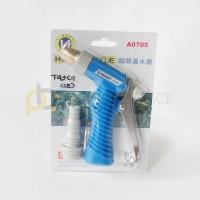 Alat Semprot Air / Semprotan Ujung Kuningan / Hose Nozzle c-mart
