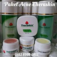 Paket Acne Theraskin+bedak tabur acne
