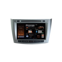 MOBILETECH Head Unit Double Din 8 inch for AVANZA/XENIA HD Capacitive
