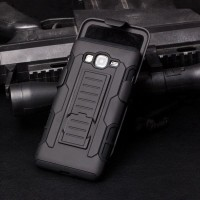 Hardcase future Armor Bumper With Belt Clip For Samsung Grand Prime