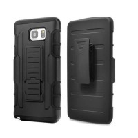Hardcase future Armor Bumper With Belt Clip For Samsung Galaxy Note 5