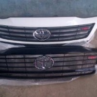grill fortuner trd