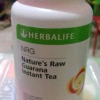 N.R.G NATURE'S RAW GUARANA INSTAN TEA