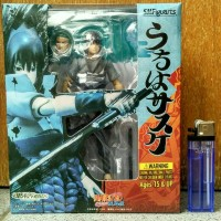 MAINAN ACTION FIGURE NARUTO SHF SASUKE