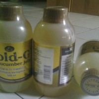 Jelly Gamat Gold G 500 Ml